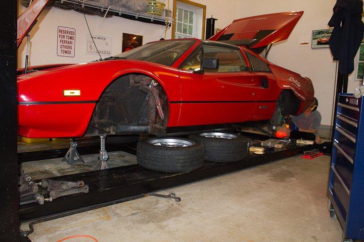 Ferrari 308 GTS Quatrovalve