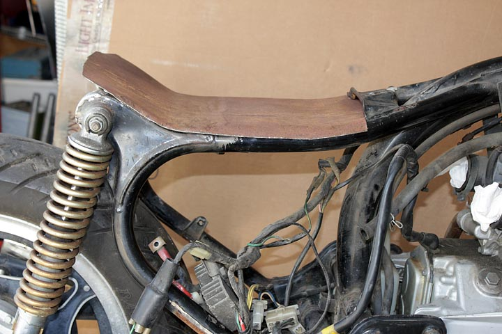 lovely how to make a custom motorcycle #2: how to make custom motorcycle seat how to make custom motorcycle seat