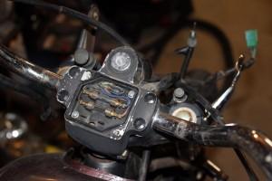Honda CX500 Handlebar Mount