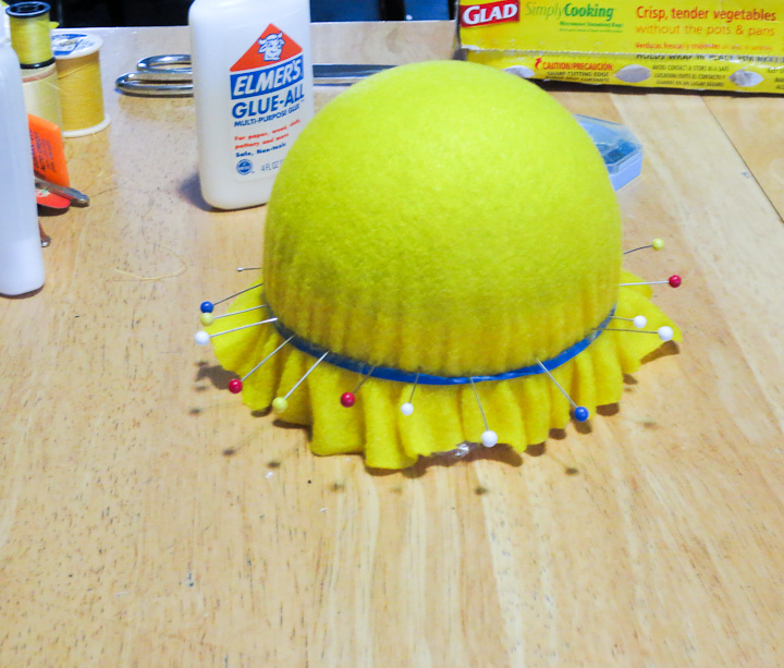 How to make a Felt Hat for a Halloween Costume – Projects by Zac  How to make a F...