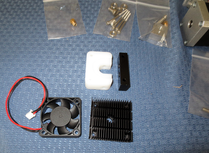 3D printer head by QU-BD