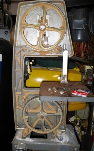 Honda Cx500 For Sale >> » Converting a wood bandsaw into a metal cutting bandsaw