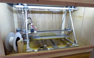 3d printer enclosure upgrade-8418