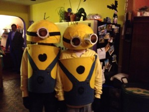 Minion Halloween Costume option 1b