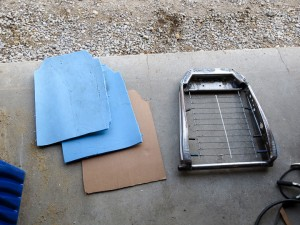 rebuilding front bucket seats automotive-1957