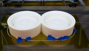 3D printed Minion Goggles