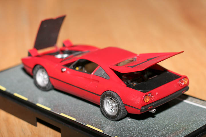 Custom Ferrari 308 Quatrovalvo model -0930