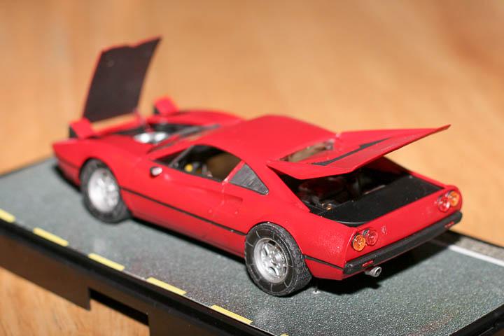 Custom Ferrari 308 Quatrovalvo model -0930