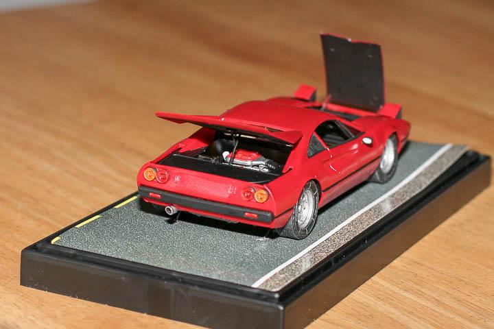 Custom Built Ferrari 308 Model