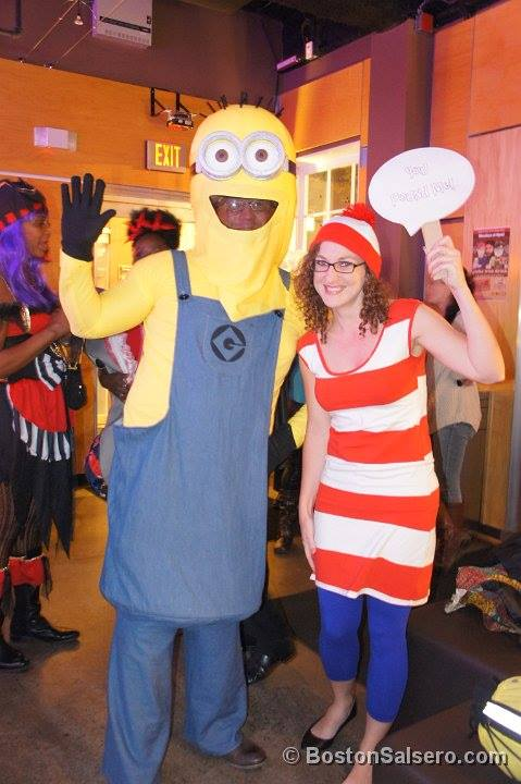 Halloween Minion Costume