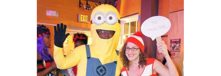 How to make a minion halloween costume