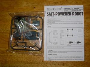 Robot kit build