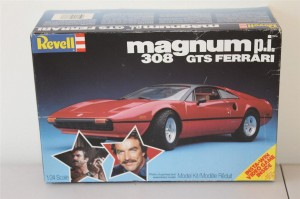 magnum PI Model Kit 2