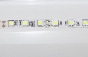 Shop light using 12V DC LEDs using 3528/5050/5630 Flexible Light Strips
