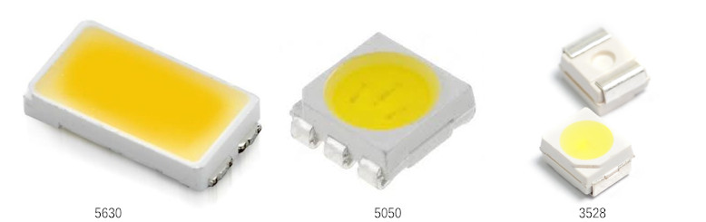 SMD LED light strip comparison
