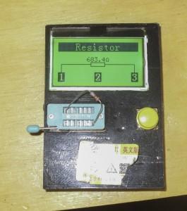 measure resistors