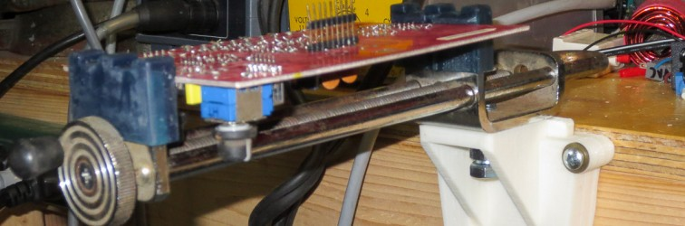 Making a DIY Printed Circuit Board (PCB) vise