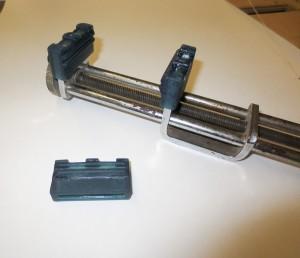 Printed Circuit board Clamping fixtures SLA printed -3318