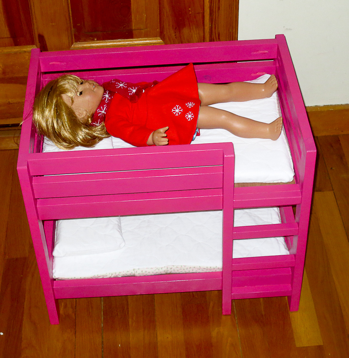 American Girl Doll Bed Projects By Zac